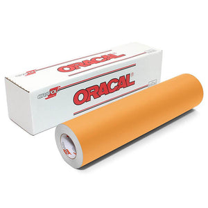 "Oracal 631 Matte Vinyl 24"" x 150 FT Roll - Apricot Oracal Vinyl Oracal"