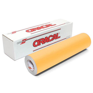 "Oracal 631 Matte Vinyl 24"" x 150 FT Roll - Buttercream Oracal Vinyl Oracal"