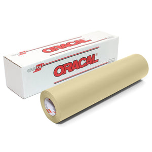 Oracal 631 Matte Vinyl Rolls - Dark Beige - Swing Design