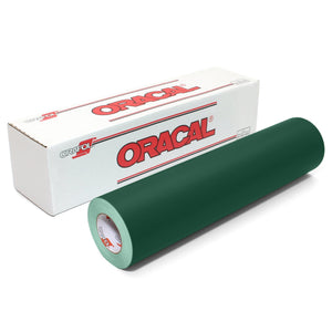 Oracal 631 Matte Vinyl Rolls - Dark Green - Swing Design