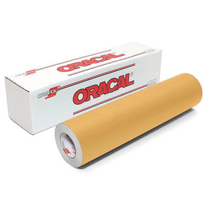 Oracal 631 Matte Vinyl Rolls - Dijon - Swing Design