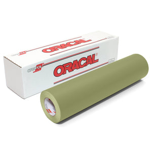 Oracal 631 Matte Vinyl Rolls - Olive - Swing Design