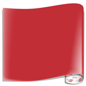 Oracal 631 Matte Vinyl Sheets - Red - Swing Design