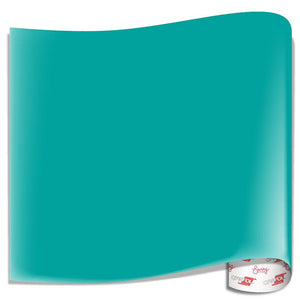 Oracal 631 Matte Vinyl Sheets - Turquoise - Swing Design