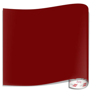 Oracal 641 Matte Vinyl Sheets - Burgundy - Swing Design