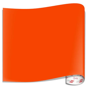 Oracal 641 Matte Vinyl Sheets - Orange - Swing Design