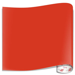Oracal 641 Matte Vinyl Sheets - Red - Swing Design