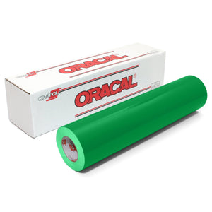 "Oracal 651 Glossy 12"" x 6 ft Vinyl Rolls - 61 Colors - Swing Design"