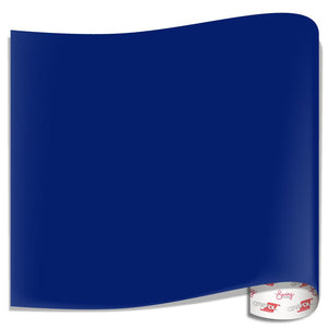 Oracal 651 Glossy Vinyl Sheets - Cobalt Blue - Swing Design