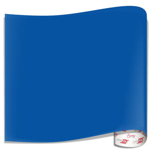 Oracal 651 Glossy Vinyl Sheets - Gentian Blue - Swing Design