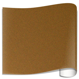Oracal 651 Glossy Vinyl Sheets - Metallic Copper - Swing Design