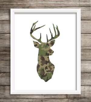 "Oracal 651 Patterned Vinyl - ""Camo - Army"" - Swing Design"