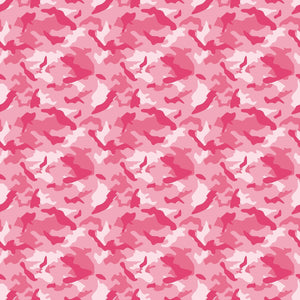 "Oracal 651 Patterned Vinyl - ""Camo - Pink"" - Swing Design"