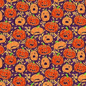 "Oracal 651 Patterned Vinyl - ""Jack-O"" - Swing Design"