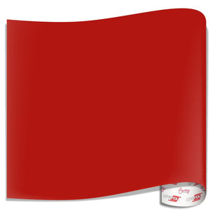 Oracal 751 Glossy Vinyl Sheets - Red - Swing Design