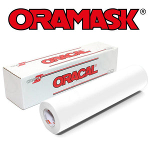 "Oracal ORAMASK 811 Stencil Film 12"" x 24"" Sheet - Swing Design"