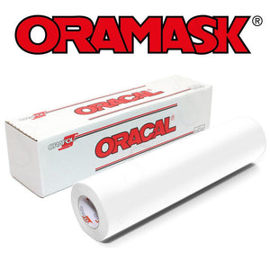 "Oracal ORAMASK 811 Stencil Film 2 Pack - Two 12"" x 6 ft Rolls - Swing Design"