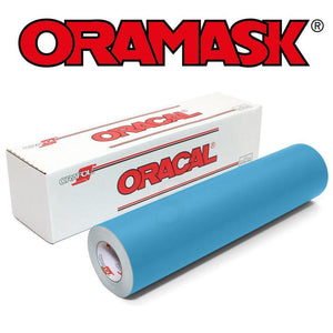 "Oracal ORAMASK 813 Translucent Stencil Film 24"" x 150 ft Roll Oracal Vinyl Oracal"