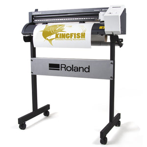 Roland GS-24 Power Coated Steel Stand Eco Printers Roland