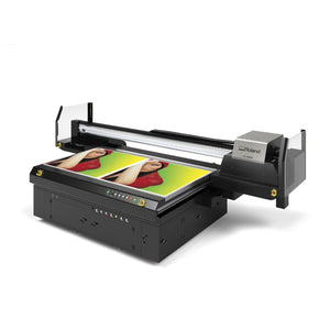 Roland IU-1000F UV-LED Flatbed Printer Eco Printers Roland