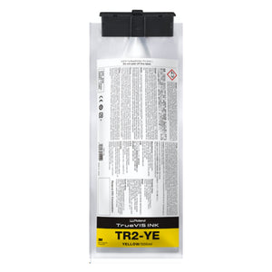 Roland SG2 & VG2 Series Ink 500ml - Yellow TR2-YE Eco Printers Roland