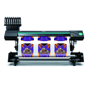 "Roland Texart RT-640 Dye-Sublimation Printer - 64"" Eco Printers Roland"