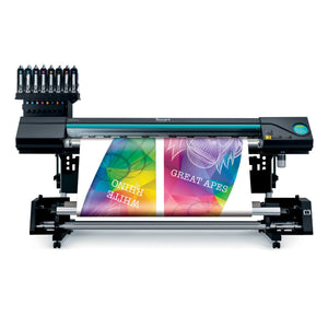 "Roland Texart RT-640M Direct-to-Garment Dye-Sublimation Printer - 64"" Eco Printers Roland"