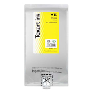 Roland Texart Sublimation Ink 1L - Yellow SBL3-YE Eco Printers Roland