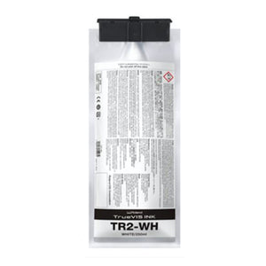 Roland VG2 Series Ink 250ml - White TR2-WH Eco Printers Roland