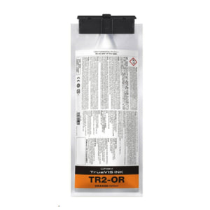 Roland VG2 Series Ink 500ml - Orange TR2-OR Eco Printers Roland