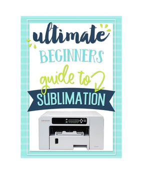 "Sawgrass Virtuoso SG1000 Sublimation Printer & 15"" Turquoise Heat Press Bundle Sublimation Bundle Sawgrass"