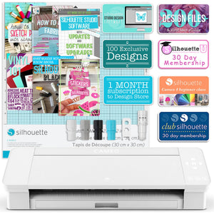 Sawgrass Virtuoso SG1000 Sublimation Printer & Cameo 4 Bundle Silhouette Bundle Silhouette