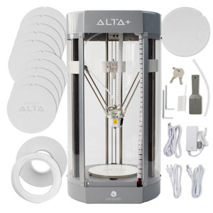 Silhouette Alta Plus 3D Printer 3D Printer Bundle Silhouette