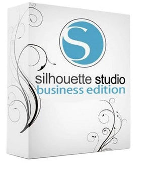 Silhouette Black Cameo 4 Business Bundle w/ Oracal Vinyl, Guides, Software, Tools - Swing Design