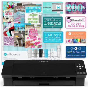 Silhouette Cameo 4 Build Your Own Bundle Silhouette Bundle Silhouette