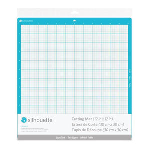 "Silhouette Cameo Light Hold Cutting Mat 12"" x 12"" - Swing Design"