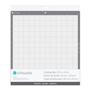 "Silhouette Cameo Strong Grip 12"" x 12"" Cutting Mat - Swing Design"