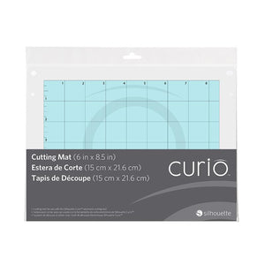 "Silhouette Curio 8.5"" x 6"" Cutting Mat - Swing Design"