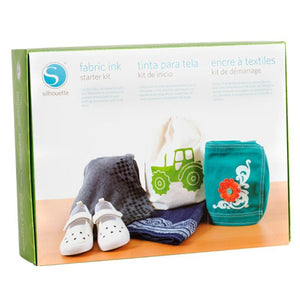 Silhouette Fabric Ink Starter Kit - Swing Design