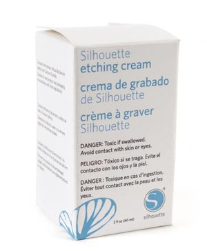 Silhouette Glass Etching Cream 2oz. - Swing Design