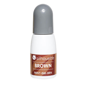 Silhouette Mint Ink - Brown - Swing Design