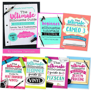 Silhouette School Book Bundle - Swing Design