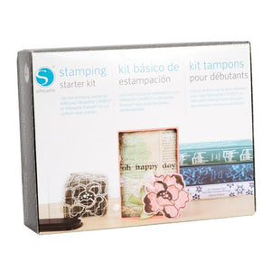 Silhouette Stamp Starter Kit - Swing Design