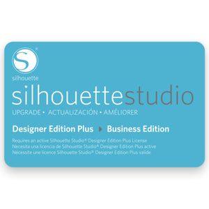 Silhouette Studio Designer Edition PLUS to Business Edition Digital Upgrade - Instant Code - Swing Design