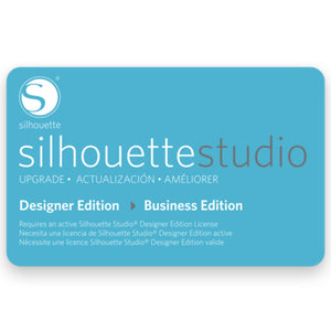 Silhouette Studio Designer Edition to Business Edition Digital Upgrade - Instant Code - Swing Design