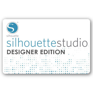 Silhouette Studio Designer Edition Upgrade - Physical Card - Swing Design
