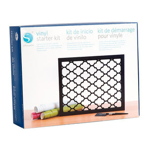 Silhouette Vinyl Starter Kit - Swing Design