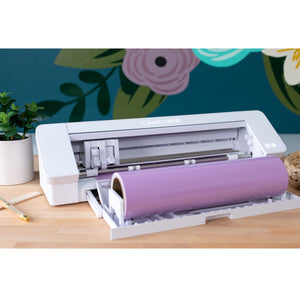 "Silhouette White Cameo 4 PLUS - 15"" w/ Autoblade, Mat, Roll Feeder - Swing Design"