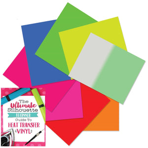 Siser EasyWeed Heat Transfer Fluorescent Vinyl Bundle - Swing Design