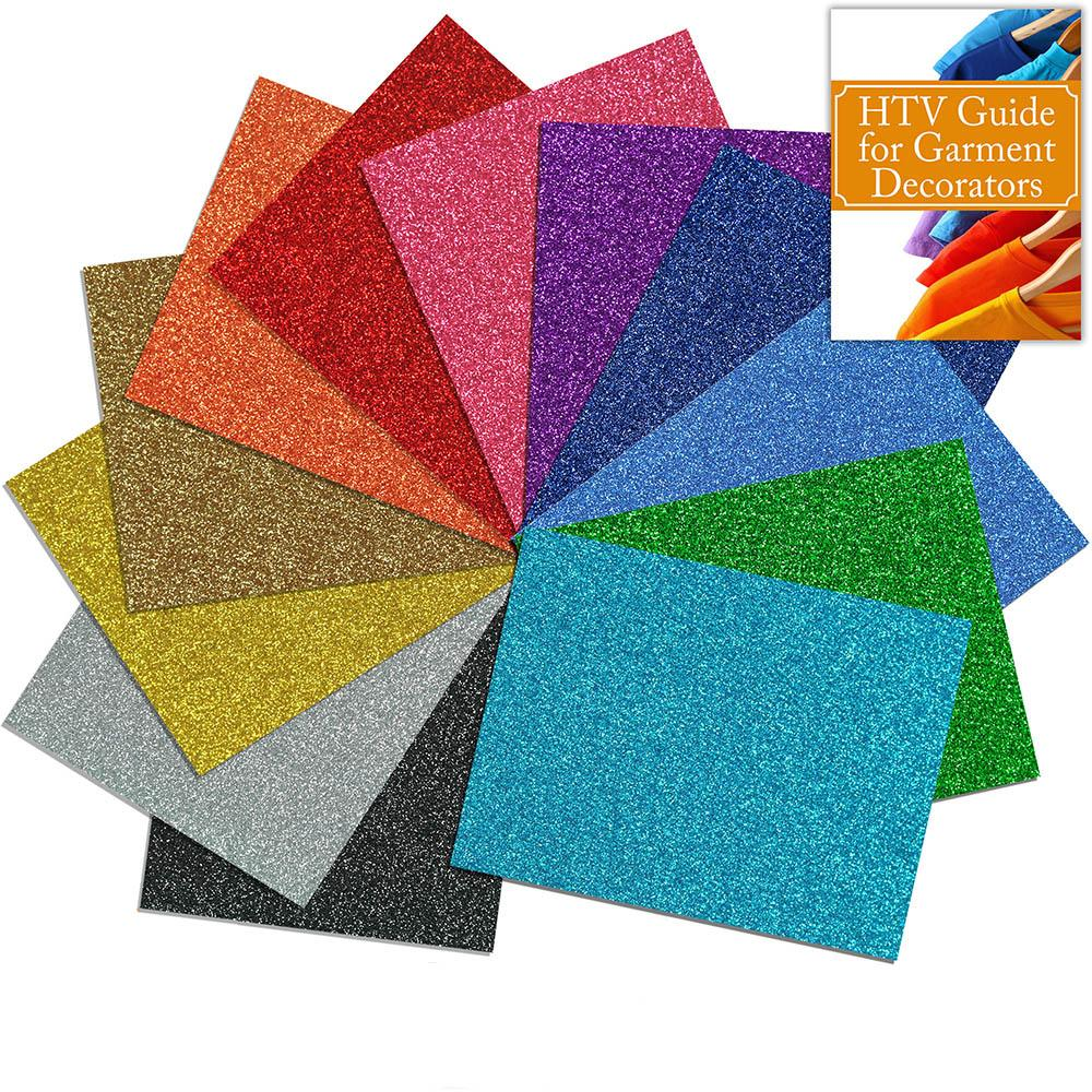 29 Color Assorted Starter Siser EasyWeed Heat Transfer Material 12 In x 15 In